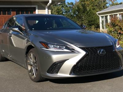 2019 Lexus ES 350 F Sport lease in Hamden,CT - Swapalease.com