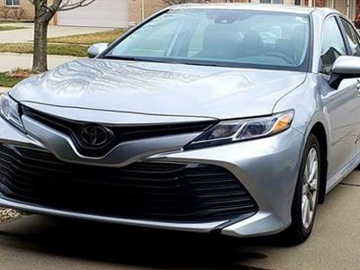 2019 Toyota Camry lease in Stering Heights,MI - Swapalease.com