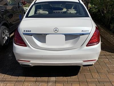 2017 Mercedes-Benz S-Class lease in Howard beach,NY - Swapalease.com