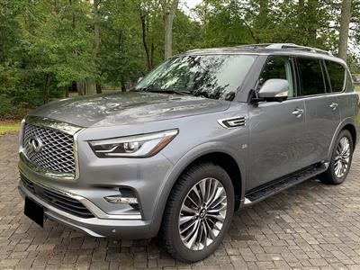 2018 Infiniti QX80 lease in Needham,MA - Swapalease.com