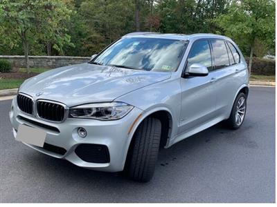 2018 BMW X5 lease in Herndon,VA - Swapalease.com