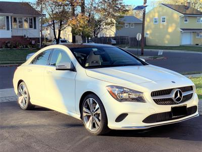 2019 Mercedes-Benz CLA Coupe lease in Carteret,NJ - Swapalease.com