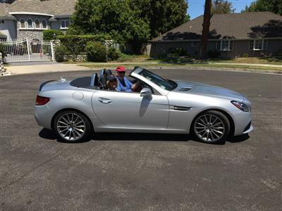 2019 Mercedes-Benz SLC Roadster lease in Los Angeles,CA - Swapalease.com