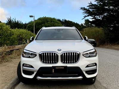 2019 BMW X3 lease in Sunnyvale,CA - Swapalease.com