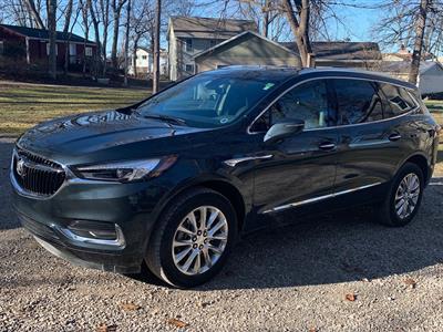 2018 Buick Enclave lease in Pinckney,MI - Swapalease.com