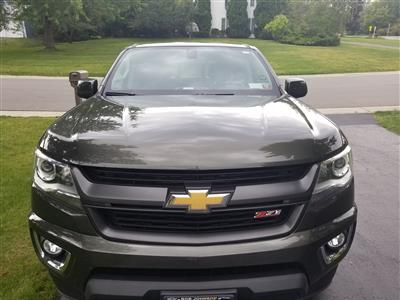 2018 Chevrolet Colorado lease in Rochester,NY - Swapalease.com