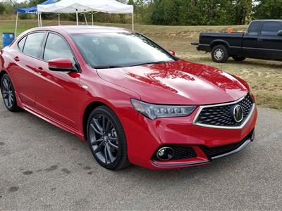 2018 Acura TLX lease in Jackson,TN - Swapalease.com