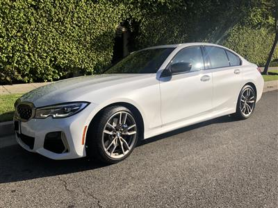 2020 BMW 3 Series lease in Los Angeles,CA - Swapalease.com