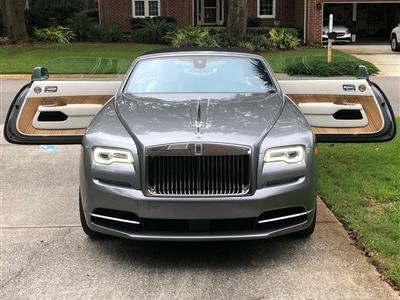 2017 Rolls-Royce Dawn lease in Mt. Pleasant,SC - Swapalease.com
