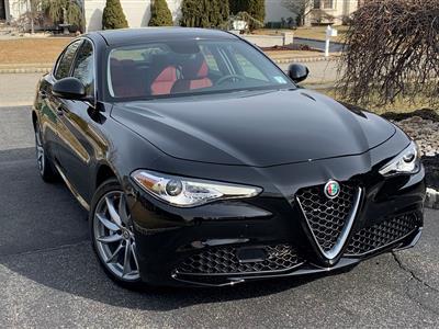 2019 Alfa Romeo Giulia lease in Fairfield,NJ - Swapalease.com