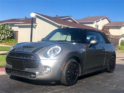 2018 MINI Convertible lease in Foster City,CA - Swapalease.com