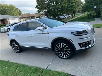2019 Lincoln Nautilus lease in Dearborn Heights,MI - Swapalease.com