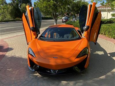 2016 McLaren 570s lease in Los Angeles,CA - Swapalease.com