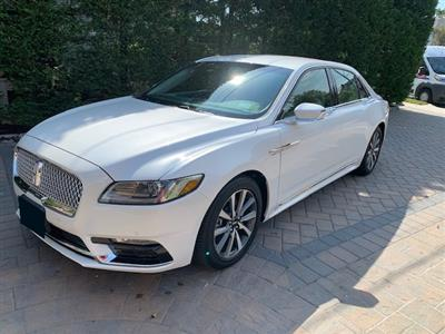 2018 Lincoln Continental lease in North Bellmore,NY - Swapalease.com