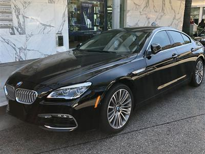2017 BMW 6 Series lease in Los Angeles,CA - Swapalease.com