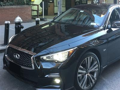 2019 Infiniti Q50 lease in New York City,NY - Swapalease.com