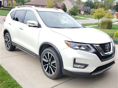 2017 Nissan Rogue lease in Oakland Township,MI - Swapalease.com