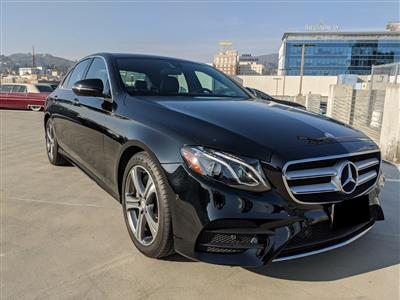 2017 Mercedes-Benz E-Class lease in Los Angeles,CA - Swapalease.com