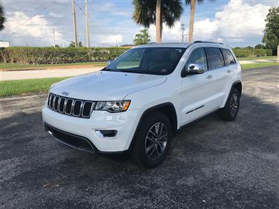 2018 Jeep Grand Cherokee lease in Weston,FL - Swapalease.com