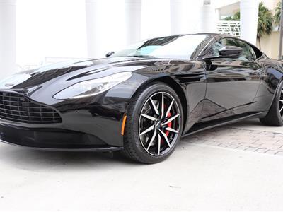 2018 Aston Martin DB11 lease in Miami,FL - Swapalease.com