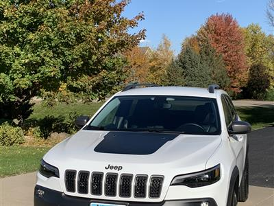 2019 Jeep Cherokee lease in Buffalo,MN - Swapalease.com