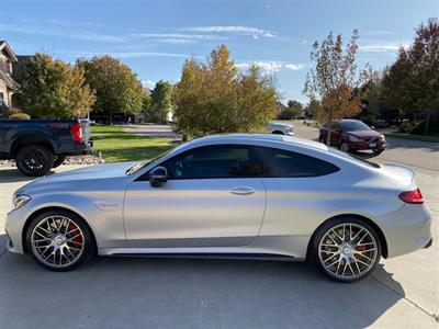 2018 Mercedes-Benz C-Class lease in Greeley,CO - Swapalease.com
