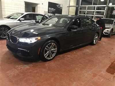 2019 BMW 7 Series lease in Ann Arbor,MI - Swapalease.com