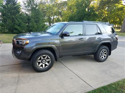 2019 Toyota 4Runner lease in Fishers,IN - Swapalease.com