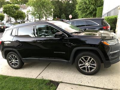 2018 Jeep Compass lease in Delran,NJ - Swapalease.com