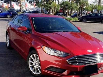 2017 Ford Fusion lease in NORTH HOLLYWOOD,CA - Swapalease.com