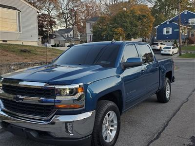 2018 Chevrolet Silverado 1500 lease in Yorktown Heights,NY - Swapalease.com