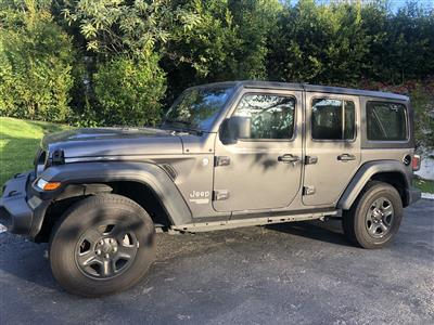 2019 Jeep Wrangler lease in Beverly hills,CA - Swapalease.com