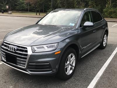 2018 Audi Q5 lease in Washington,DC - Swapalease.com