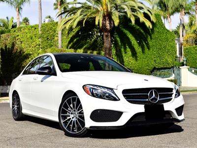 2017 Mercedes-Benz C-Class lease in Beverly Hills,CA - Swapalease.com