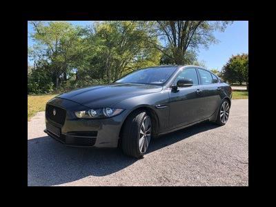 2017 Jaguar XE lease in Cincinnati,OH - Swapalease.com
