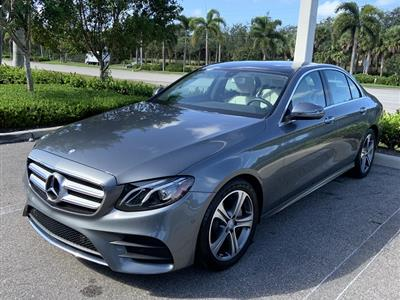 2017 Mercedes-Benz E-Class lease in Naples,FL - Swapalease.com