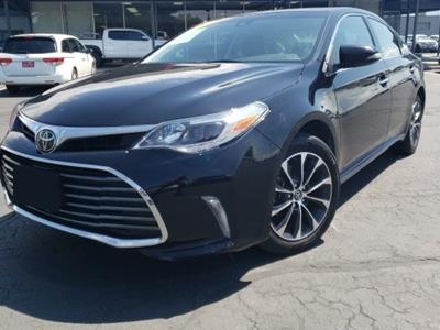 2018 Toyota Avalon lease in Inglewood Cliffs,NJ - Swapalease.com
