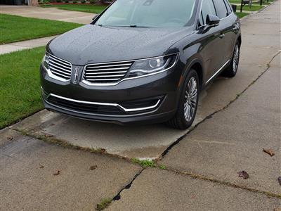 2018 Lincoln MKX lease in Canton,MI - Swapalease.com