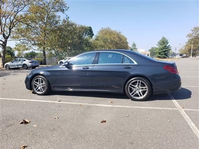 2018 Mercedes-Benz S-Class lease in LAWRENCE,NY - Swapalease.com