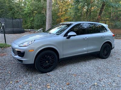 2018 Porsche Cayenne lease in Monroe,CT - Swapalease.com