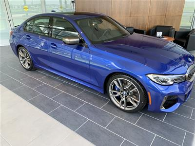 2020 BMW 3 Series lease in Walled Lake,MI - Swapalease.com