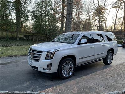 2018 Cadillac Escalade ESV lease in Saint Louis,MO - Swapalease.com