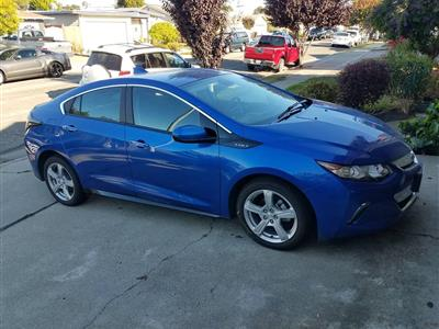 2018 Chevrolet Volt lease in Hayward,CA - Swapalease.com