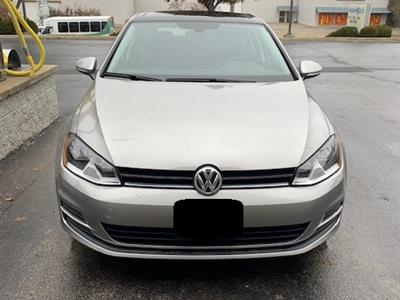 2017 Volkswagen Golf lease in Blooming,IN - Swapalease.com
