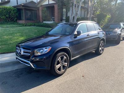 2018 Mercedes-Benz GLC-Class lease in LAGUNA BEACH,CA - Swapalease.com