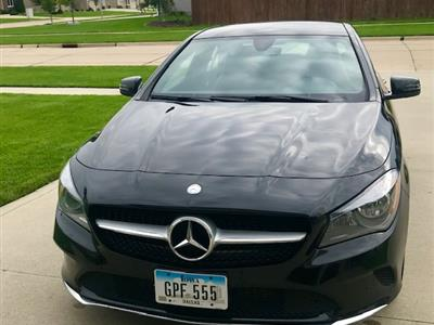 2017 Mercedes-Benz CLA Coupe lease in GRIMES,IA - Swapalease.com