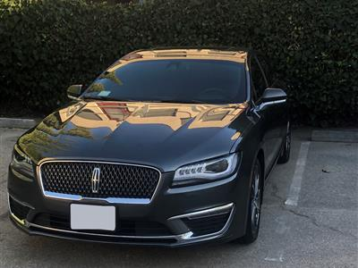 2019 Lincoln MKZ Hybrid lease in Los Angeles,CA - Swapalease.com