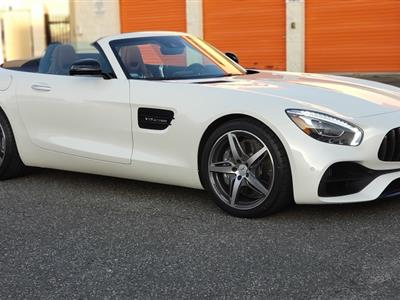 2018 Mercedes-Benz AMG GT lease in Valley Stream,NY - Swapalease.com