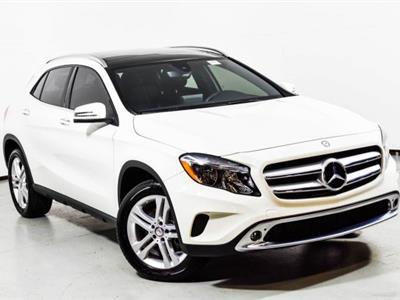 2017 Mercedes-Benz GLA SUV lease in Colorado Springs,CO - Swapalease.com