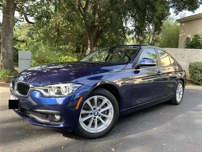 2018 BMW 3 Series lease in Westlake Village,CA - Swapalease.com